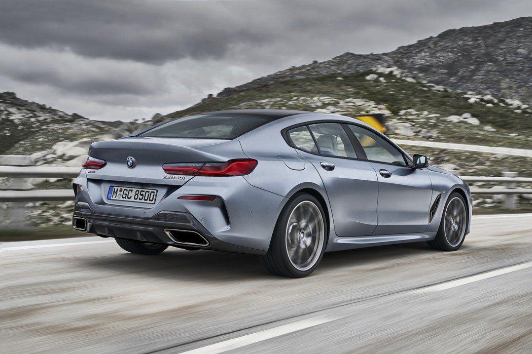 全新BMW 8 Series Gran Coupe (G16) 的問世便代表原有...