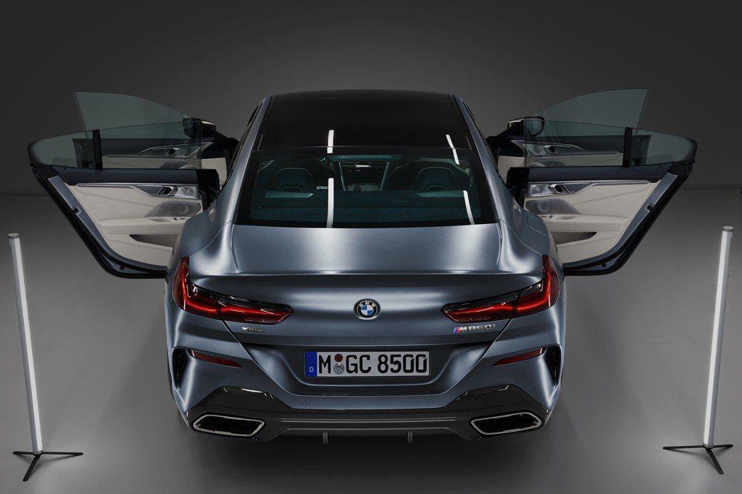 全新BMW 8 Series Gran Coupe (G16) 最大的不同就是多...