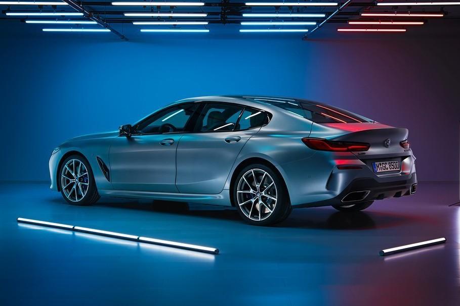 BMW最美轎跑誕生 全新8 Series Gran Coupe優雅登場!