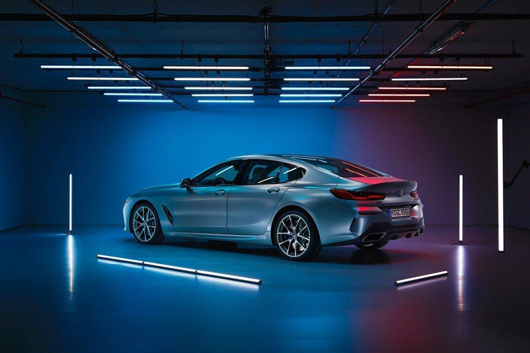 全新BMW 8 Series Gran Coupe (G16) 可以說是品牌目前...