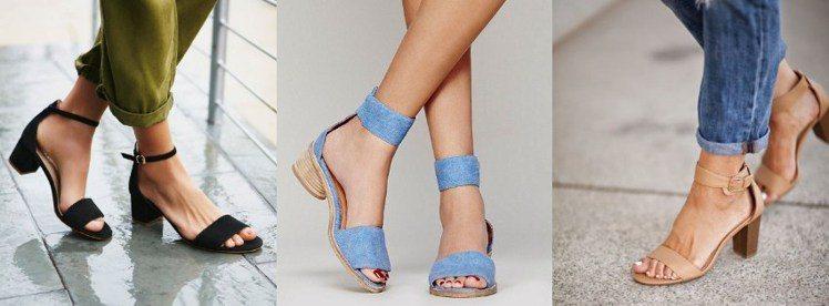 涼鞋高跟氣質優雅,款式多元,夏天露出腳背使妳的氣質更出眾。圖/ pinteres...