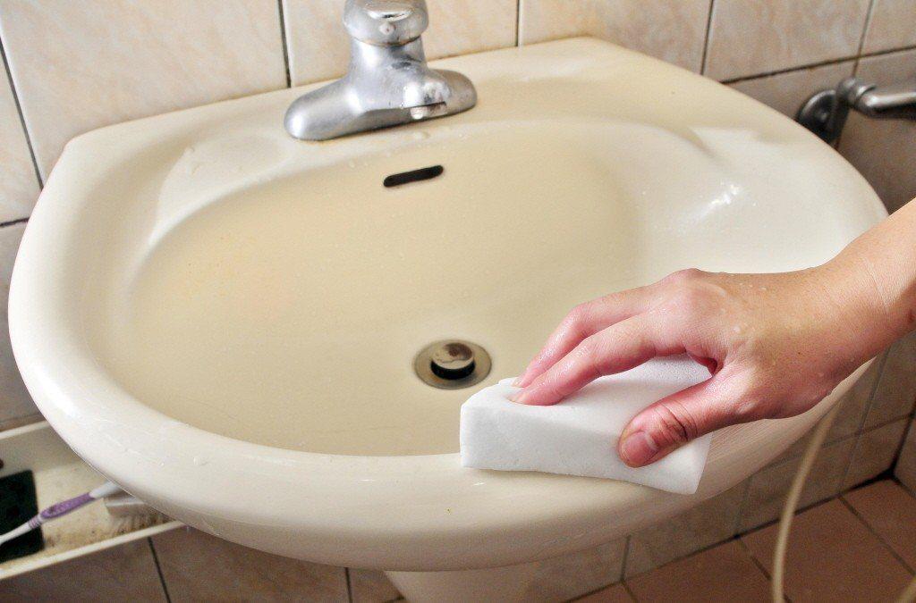 傳統洗臉盆。報系資料照