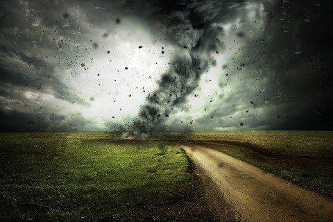 環境與氣候變遷被視為最首要風險。 圖/Pixabay