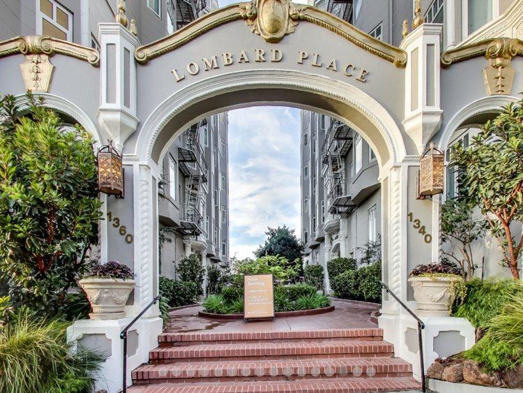 兩人的互動相當低調,被發現住在舊金山朗伯德街附近,每月租金要價約15萬台幣的公寓...