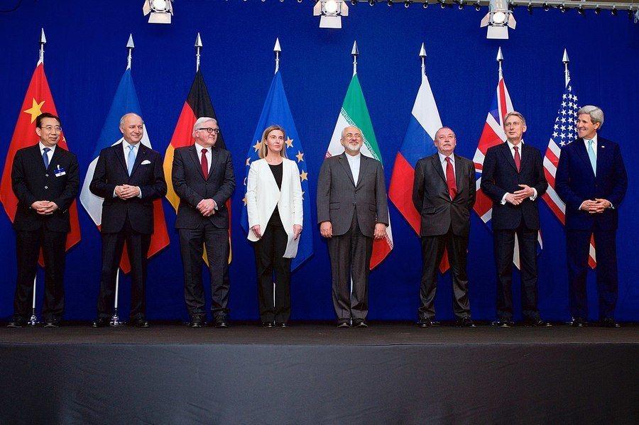 伊朗跟西方於2015年簽訂的核協議正處於破裂邊緣,但歐盟仍希望試圖補救。(pho...
