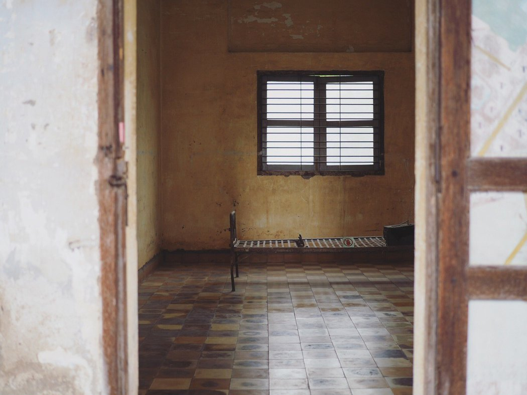 Tuol Sleng Genocide Museum 吐斯廉屠殺博物館