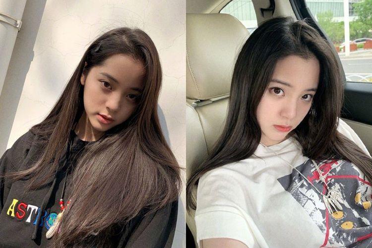 圖/weibo@歐陽娜娜,Beauty美人圈提供