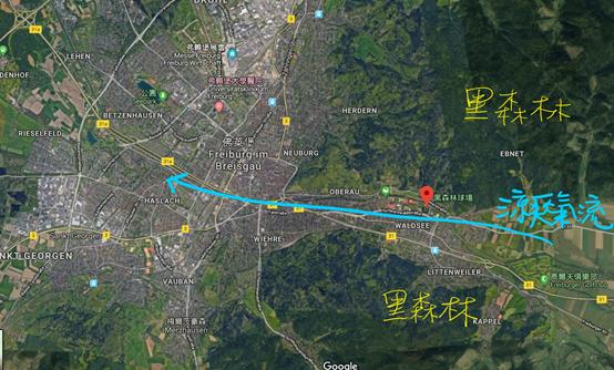 德國弗萊堡是綠色之都,當地足球場原本要擴建觀眾席,但看台增高後會擋到來自森林的涼...