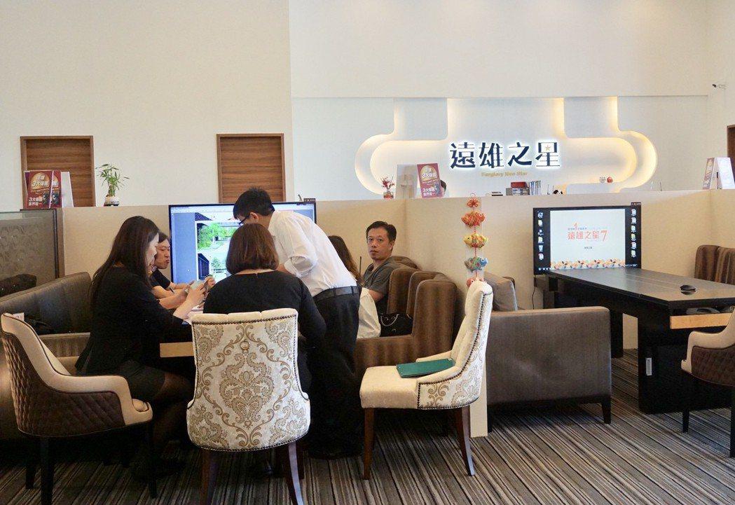 港人來台趨勢再度升溫,最近香港來客賞屋的詢問度與成交量均有明顯增加,台中房市正掀...