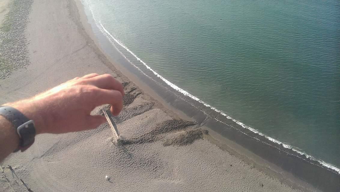 小學生被竹棚壓死意外 創作者拆除全台最美沙灘台南日落塔