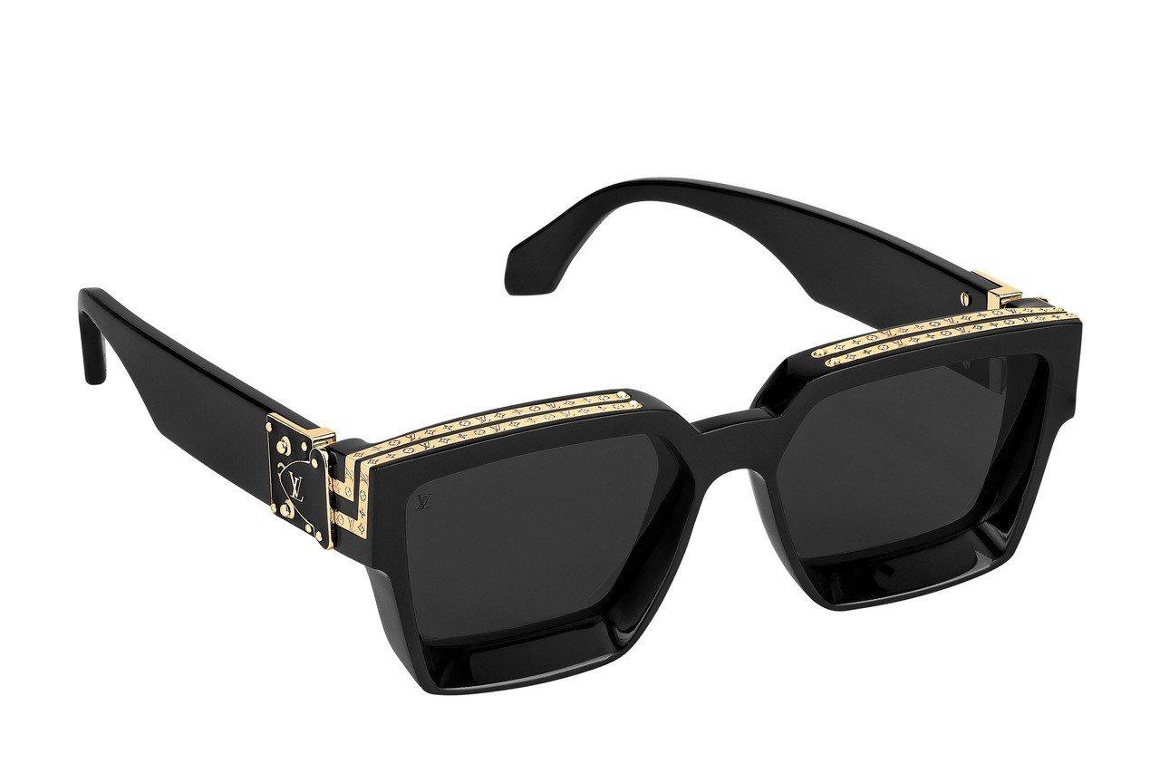 Millionaires太陽眼鏡,售價28,500元。圖/LV提供