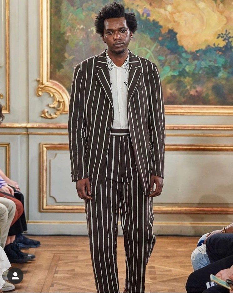 來自紐約的BODE首次登上巴黎男裝周。圖/取自IG