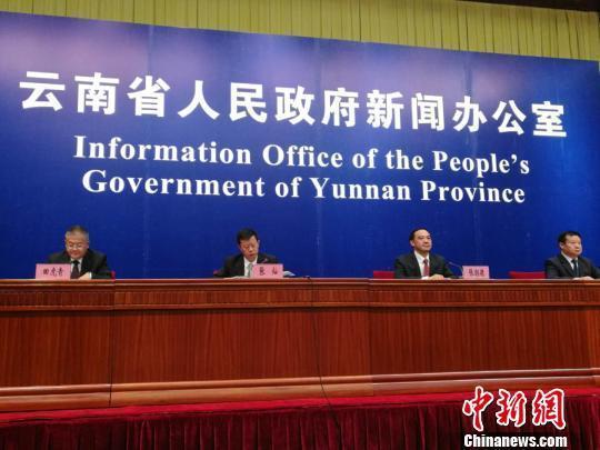 雲南省台辦19日宣布,第八屆雲台會將於24日至29日舉行。圖╱中新社