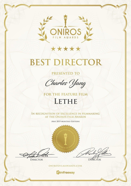 電視劇「忘川」一舉奪奧尼羅影展最佳導演獎。圖/華視提供