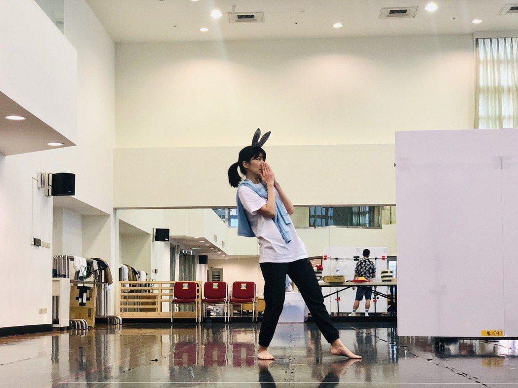 路嘉欣演出舞台劇「聊齋」。圖/凱渥提供