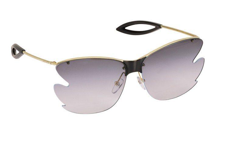 Bohemian Vuittony Square太陽眼鏡,售價20,400元。圖...