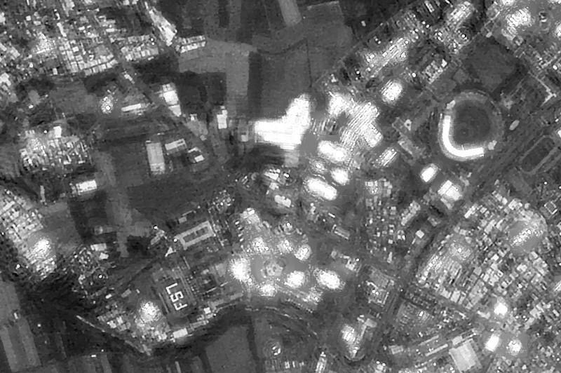 「媽!我上衛星影像了」千人挑戰太空空拍成功