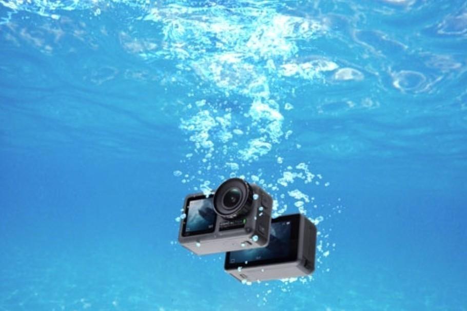 聯強代理DJI大疆最新運動相機22日登台開賣