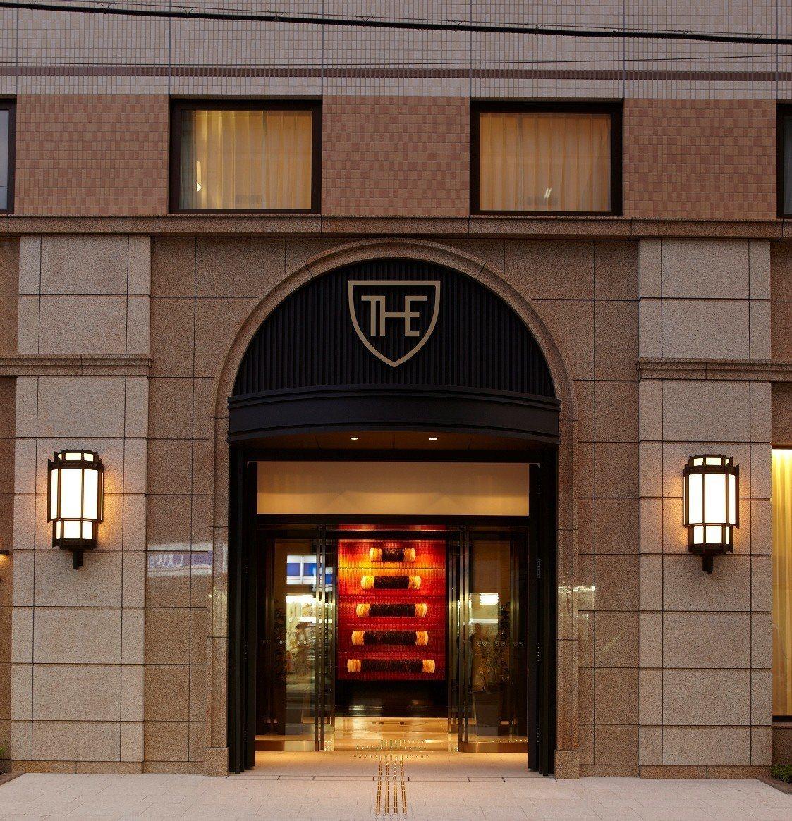 THE皇家花園飯店福岡。記者何雅玲╱攝