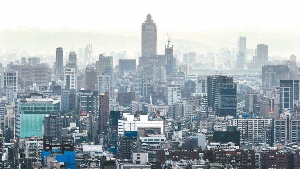 台北市推動「容積代金取得容積移轉」機制。圖/聯合報系資料照