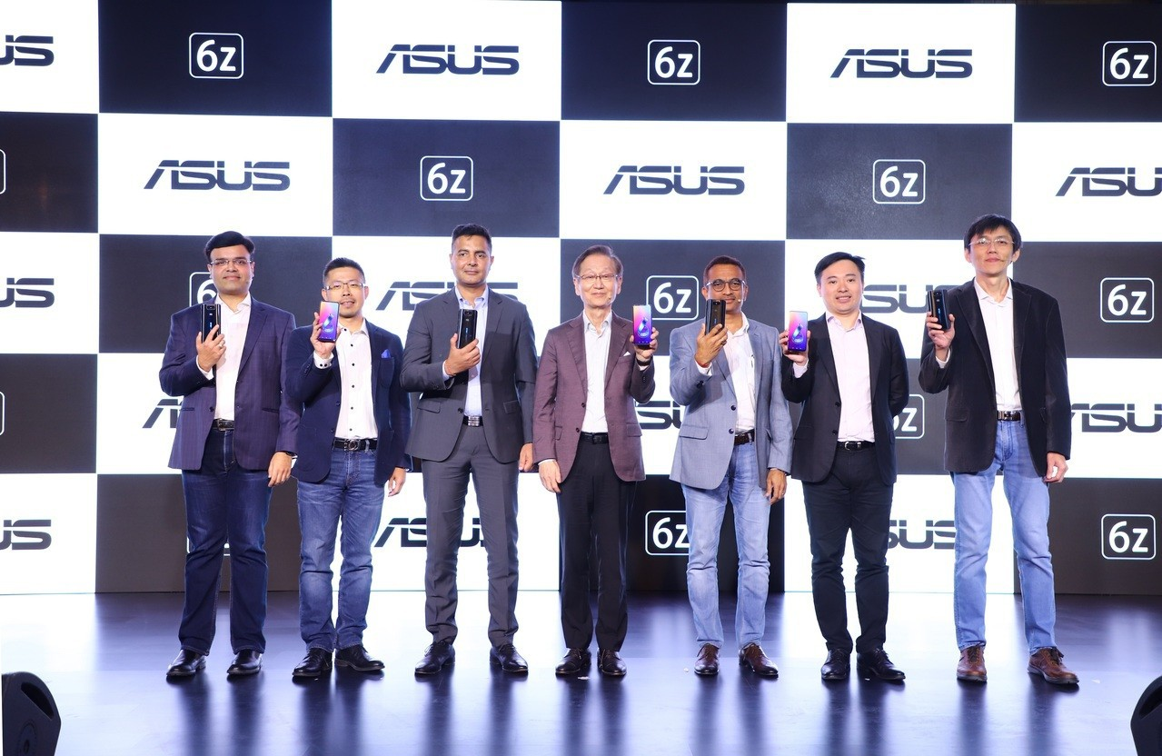華碩手機登陸印度 攜當地最大電商搶灘高階手機市場