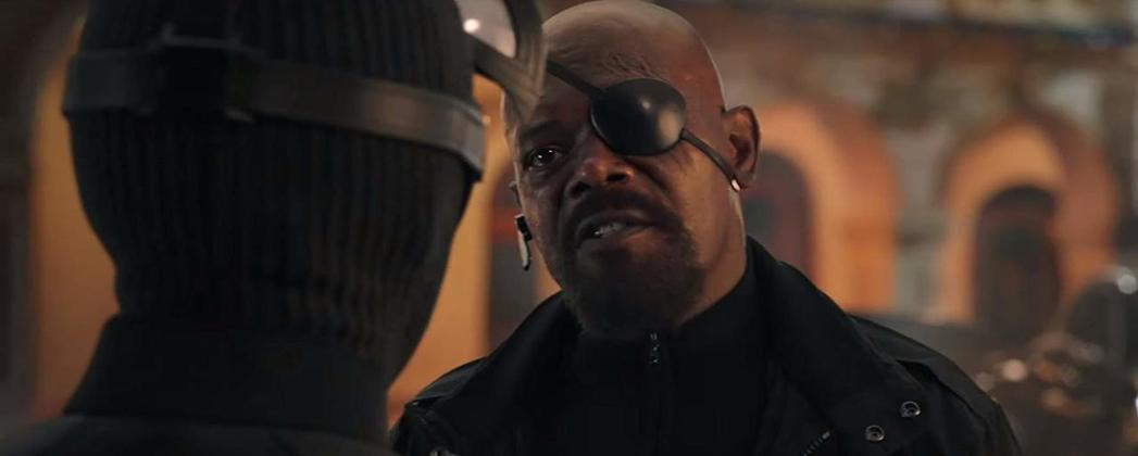 神盾局局長尼克福瑞希望替復仇者聯盟招募能力強大的新成員。圖/摘自imdb
