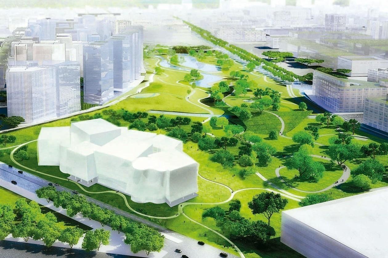 世界級新地標…「台中綠美圖」9月動工 111年完工