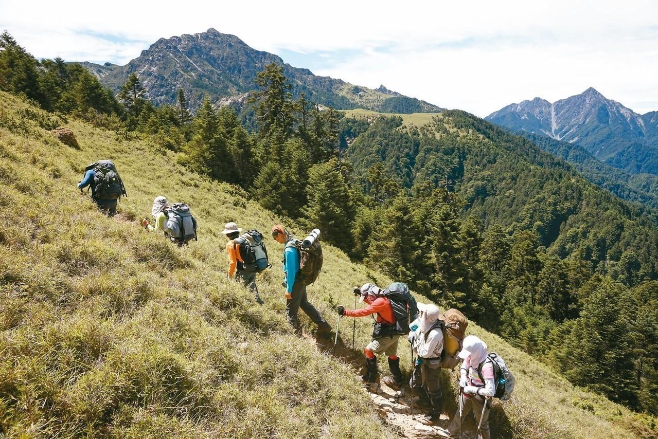 基隆紅淡山有眼鏡蛇 登山記得「打草驚蛇」