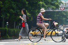 熱島效應尋解方…人行道呼吸 新鋪面消暑儲洪