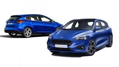 福特汽車Focus上市一季,截至5月底累積銷量突破5,000張訂單。 (網路照片...