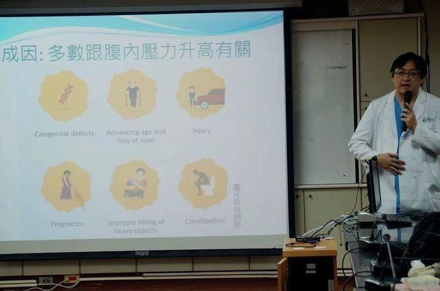 衛生福利部台南醫院一般外科醫師莊育權。 業者/提供