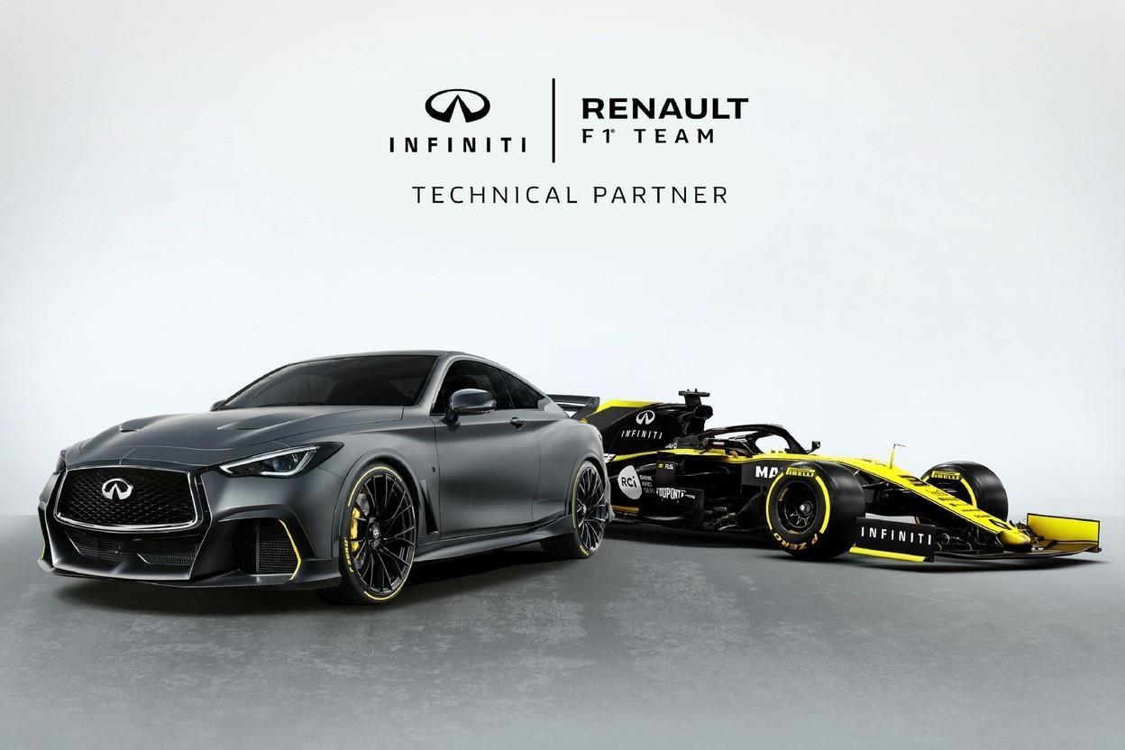 F1動力科技為師 INFINITI Q60 PROJECT BLACK S 原型概念車首度登台