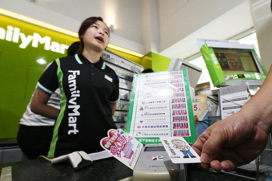示意圖,非本文所指超商店員。 圖/聯合報系資料照