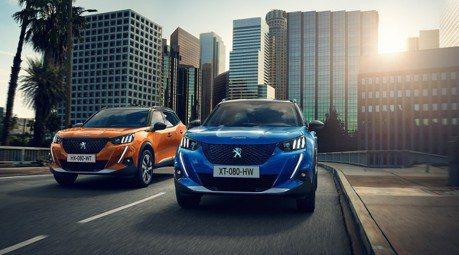 加入純電動力、質感大升級 新世代Peugeot 2008浪漫現身!