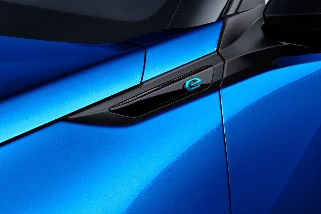 全新Peugeot e-2008擁有最大續航距離310km。 摘自Peugeot