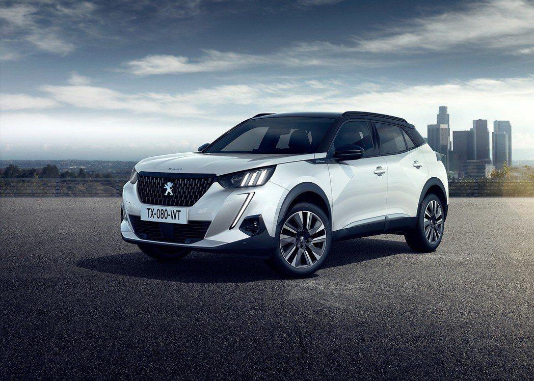 第二代Peugeot 2008最快要到年底才會開始販售。 摘自摘自Peugeot...