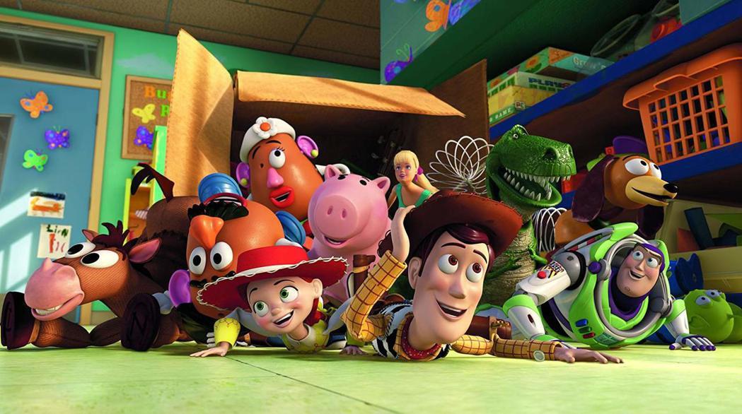 玩具總動員3。圖/擷自IMDb