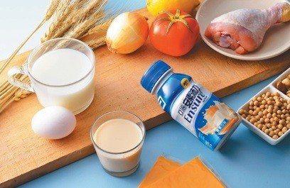 亞培安素沛力為特殊營養品,使用前請諮詢醫師與營養師。 圖/聯合報系資料庫 提供