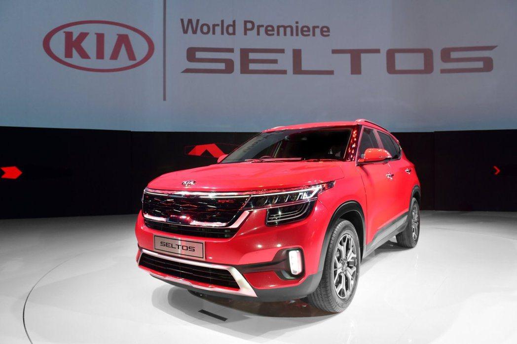 原廠將全新Kia Seltos視為一款相當重要的全球戰略休旅。 摘自Kia