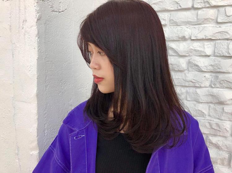 髮型創作/sieg / Sieg_Angela。圖/StyleMap美配提供
