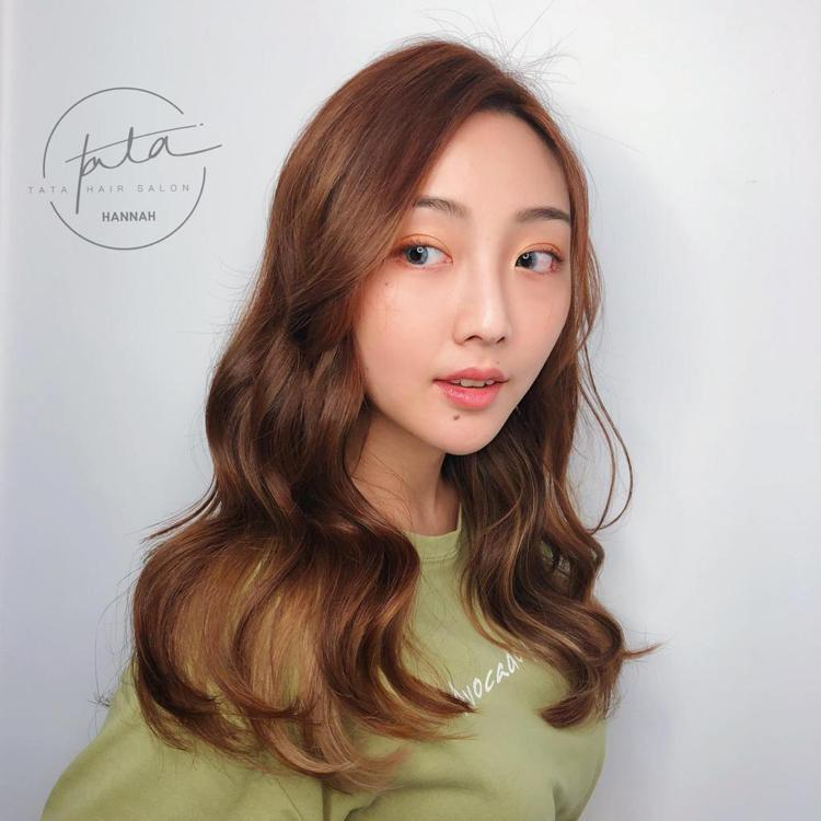 髮型創作/TaTa Hair Salon / Hannah。圖/StyleMap...
