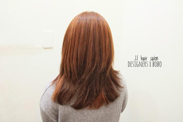髮型創作/JJ HAIR SALON 髮型設計-桃園藝文店 / He Bobo。...