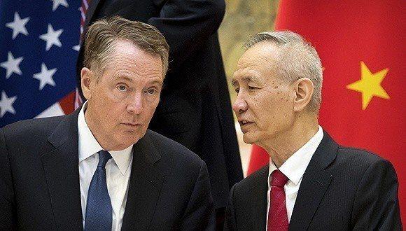 美國貿易代表賴海哲(Robert Lighthizer)表示,本周將與大陸副總理...