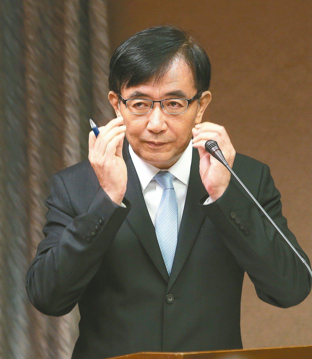 行政院同意,中華郵政董事長將由前交長吳宏謀擔任,預定6月28日上任。圖/本報資料...