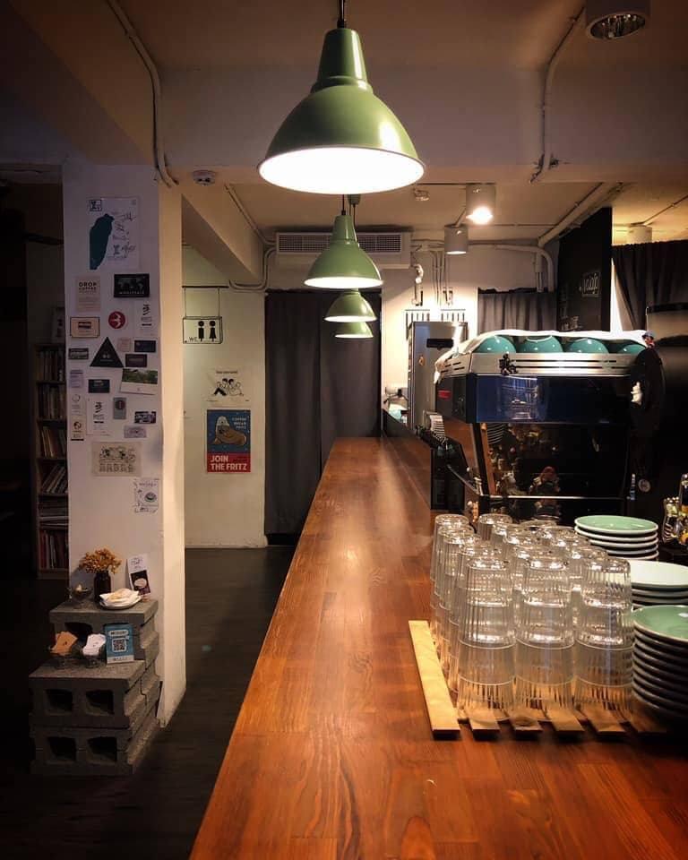 「味旅vojago」店內環境氣氛悠閒。圖/味旅vojago提供