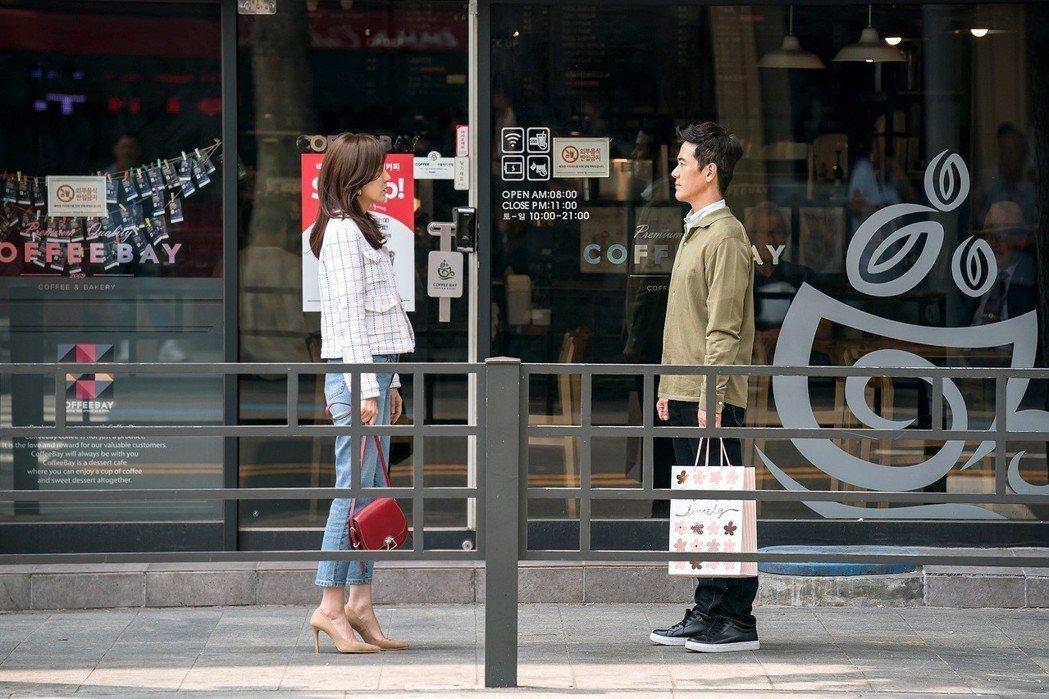 由甘宇成、金荷娜演出的韓劇「風在吹」收視再創新高。圖/friDay影音提供