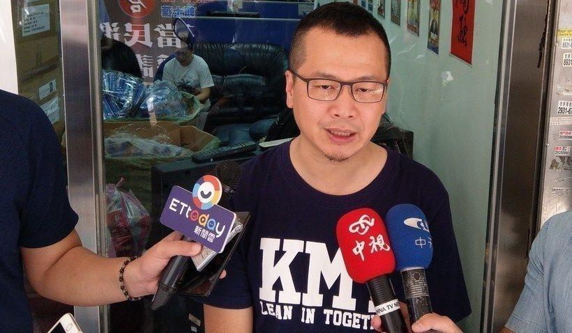 台北市議員羅智強。記者楊正海/攝影