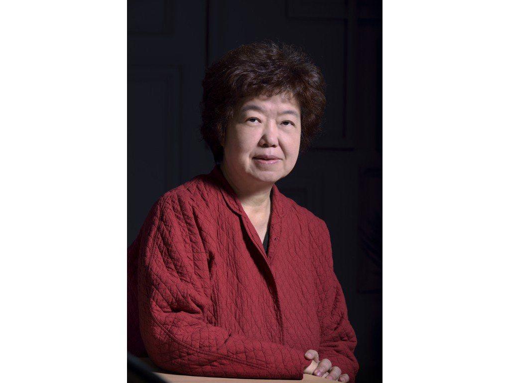 戲曲學者王安祈。圖╱傳藝金曲獎提供