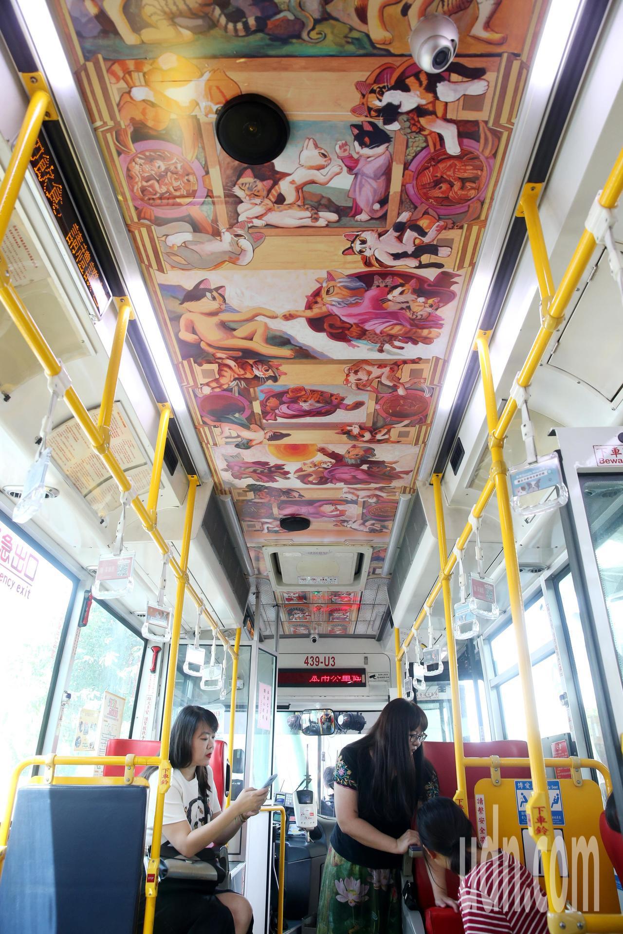 貓美術館開展,除日本知名畫家山本修的CATART世界名畫展作,另外還有三台279...