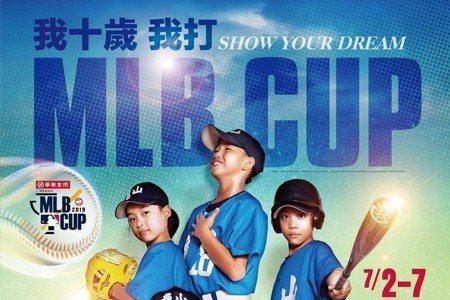 次少棒/MLB CUP擴大舉辦 釀酒人吉祥物7月登台
